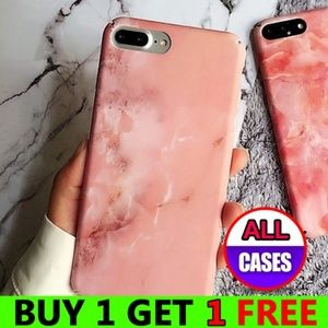 Accessories - NEW iPhone 7/8/Plus Granite Stone Marble Case